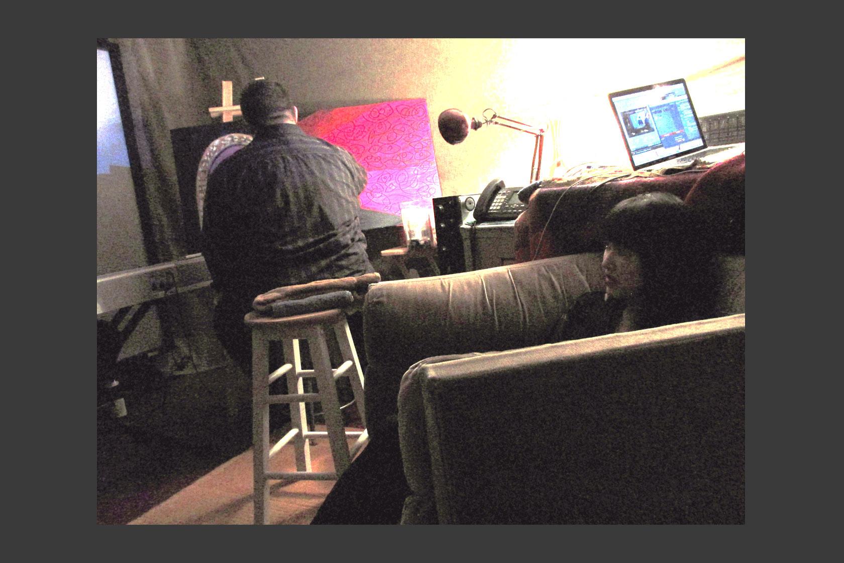 Dead Red Velvet livestream, April 18, 2013